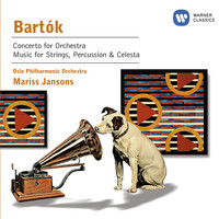 Oslo Philharmonic Orchestra/Mariss Jansons - Bartók: Orchestral Works