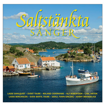 Various Artists - Saltstänkta Sånger (Digital)
