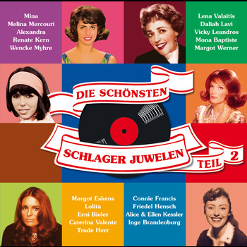 Various Artists - Schlagerjuwelen - Best Of Vol. 2