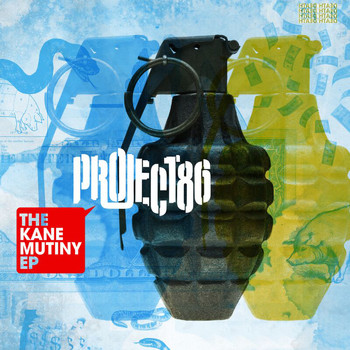 Project 86 - The Kane Mutiny EP