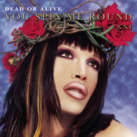 Dead Or Alive - You Spin Me Round Promo CD