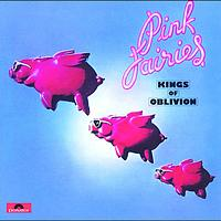 The Pink Fairies - Kings Of Oblivion