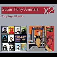 Super Furry Animals - Fuzzy Logic / Radiator