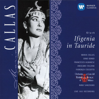 Maria Callas - Ifigenia in Tauride