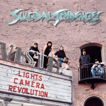 Suicidal Tendencies - Lights...Camera...Revolution (Explicit)