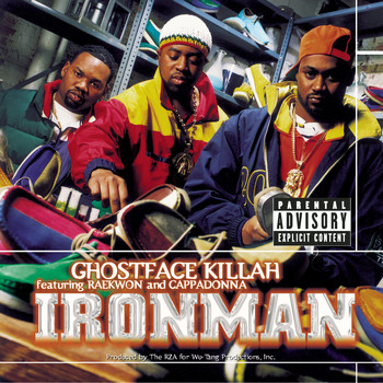 Ghostface Killah - Ironman (Explicit)