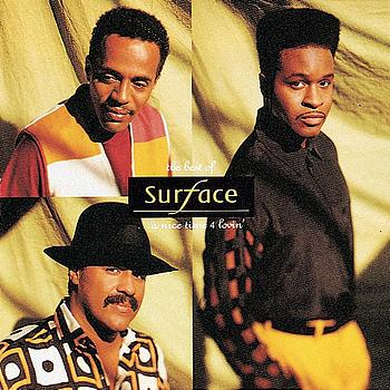 Surface - The Best Of Surface...A Nice Time 4 Lovin