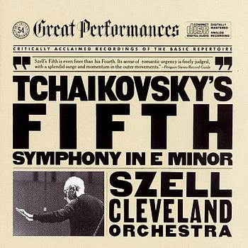 George Szell - Tchaikovsky:  Symphony No. 5 in E minor, Op. 64
