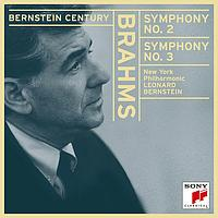 Leonard Bernstein - Brahms: Symphony No. 2 in D Major; Symphony No. 3 in F Major