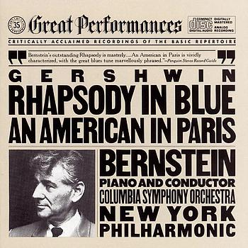 Leonard Bernstein - Gershwin: Rhapsody in Blue & An American in Paris