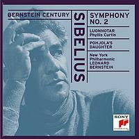 Leonard Bernstein - Sibelius:  Symphony No. 2 in D Major; Luonnotar; Pohjola's Daughter