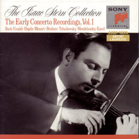 Isaac Stern - The Isaac Stern Collection: The Early Concerto Recordings, Vol. 1