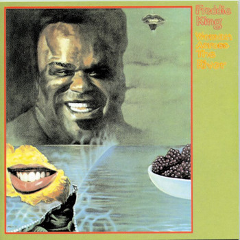 Freddie King - Woman Across The River (World)