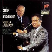 Isaac Stern - Schubert: Works for Violin & Piano