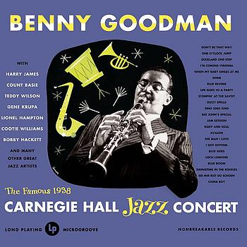 Benny Goodman - Live At Carnegie Hall-1938 Complete