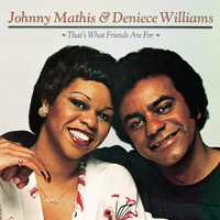 Johnny Mathis feat. Deniece Williams - That's What Friends Are For