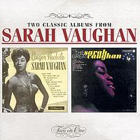 Sarah Vaughan - Linger Awhile/The Great Sarah Vaughan