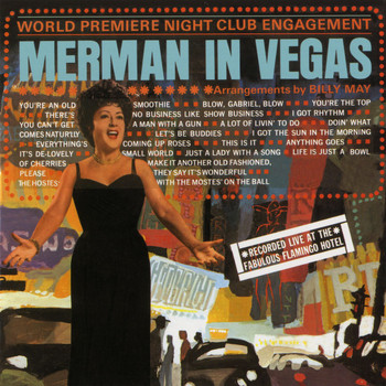 Ethel Merman - Merman In Vegas