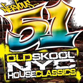 Various Artists - 51 Old School NYC House Classics