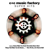 C+C Music Factory - Super Hits