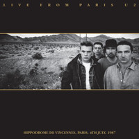 U2 - Live From Paris