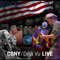 Crosby, Stills, Nash & Young - CSNY / Deja Vu (Live)