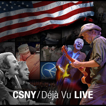 Crosby, Stills, Nash & Young - CSNY/Déjà Vu Live (Digital Album)