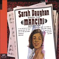Sarah Vaughan - Sarah Vaughan Sings The Mancini Songbook