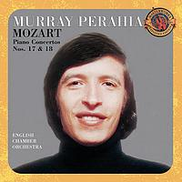 Murray Perahia - Mozart: Concertos No. 17 & 18 for Piano and Orchestra [Expanded Edition]
