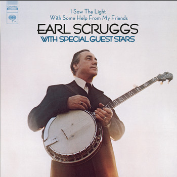 Earl Scruggs - I Saw The Light With Some Help From My Friends