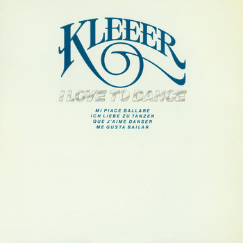 Kleeer - I Love to Dance