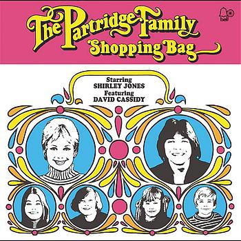 The Partridge Family - Shopping Bag