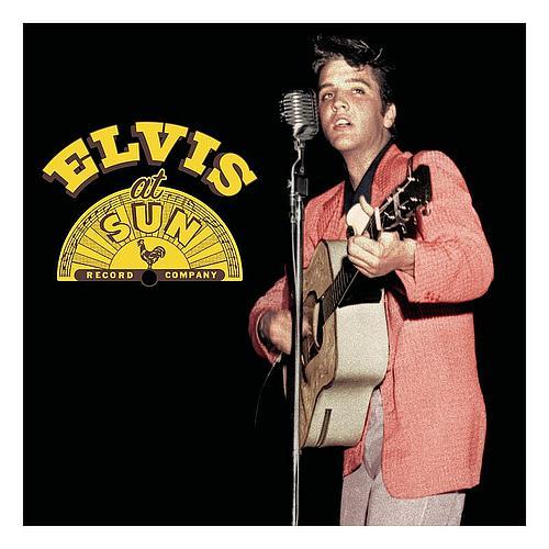 Elvis Presley MP3 Album Elvis At Sun