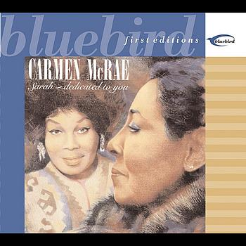 Carmen McRae - Sarah - Dedicated to You