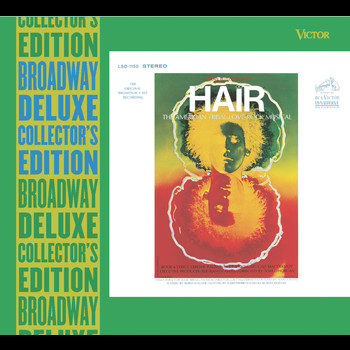 Original Broadway / Off-Broadway Casts of Hair - Hair (Original Broadway / Off-Broadway Cast Recordings)