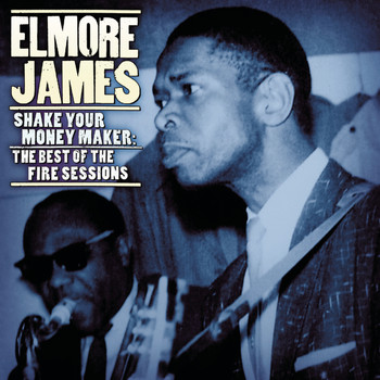 Elmore James - Shake Your Moneymaker: The Best of the Fire Sessions