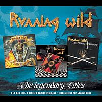 Running Wild - The Legendary Tales