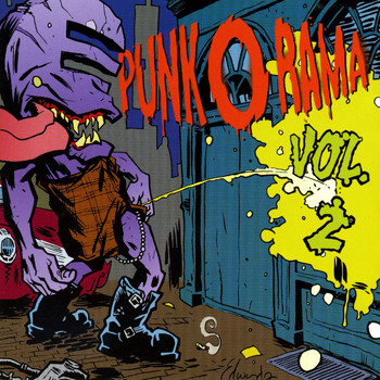 Various Artists - Punk-O-Rama 2