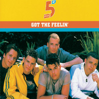 Five - Got The Feelin/Intl Version