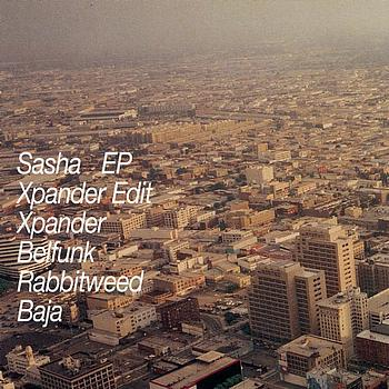 Sasha - The Xpander E.P.