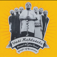 Vusi Mahlasela & Proud People's Band - Jungle Of Questions