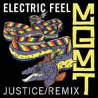 MGMT - Electric Feel (Justice Remix)