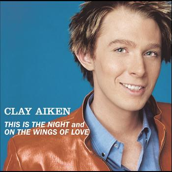 Clay Aiken - Bridge Over Troubled Water/This Is The Night