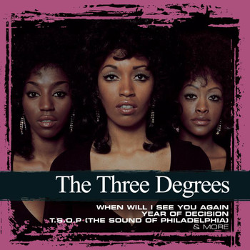 THE THREE DEGREES - Collections