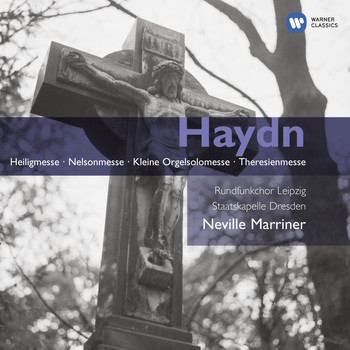 Sir Neville Marriner - Haydn: Masses
