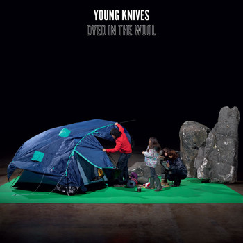 The Young Knives - Dyed In The Wool (1 track DMD)