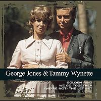 George Jones & Tammy Wynette - Collections