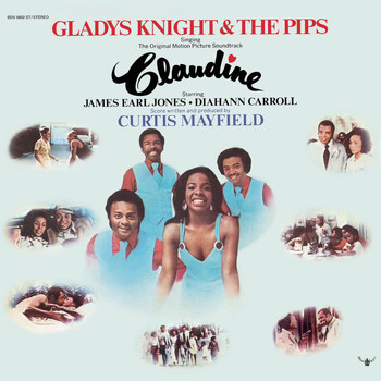 Gladys Knight & The Pips - Claudine (Original Soundtrack)