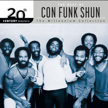 Con Funk Shun - 20th Century Masters: The Millennium Collection: Best Of Con Funk Shun