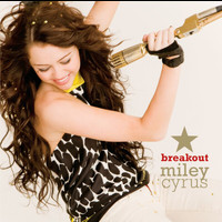 Miley Cyrus - Breakout (UK Album)